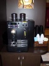 PM3:00〜PM10:00までウェルカムコーヒーをご用意してお待ちしております♪