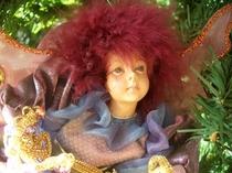 ノエルの妖精ちゃん。 これはクリスマスの時にしか現れない、八ヶ岳テラスの妖精です。頭がひどいです。