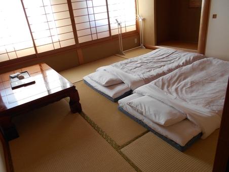和室8畳☆禁煙 バス・トイレ付
