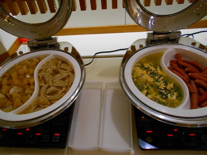 心を込めて手作り朝食