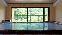 殿方大浴場(新緑)