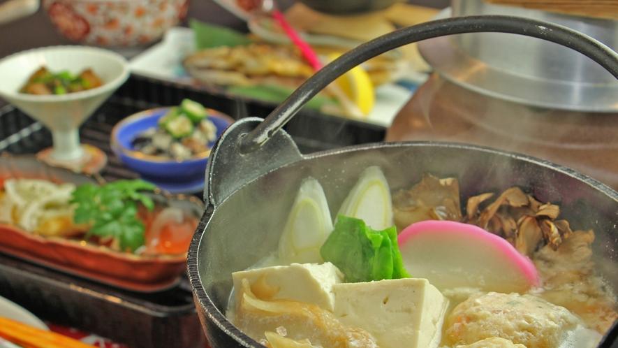■清盛特製豆乳鍋