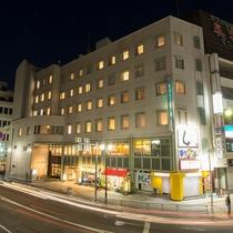 松本駅から一番近いビジネスホテル