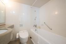 <バスルームの一例>ツインBルーム・和室