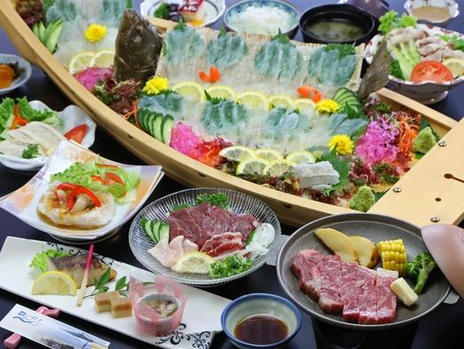 熊本県産肉コース【たまにはお肉も】