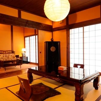 【平屋】温泉露天風呂付き客室離れ「良夜」