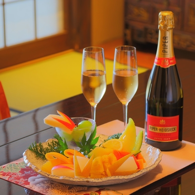 【平日限定】新生11周年記念謝恩プラン シャンパーニュで乾杯