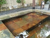 【二階屋離れ】絶景温泉露天風呂