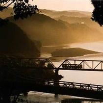 天浜線鉄橋