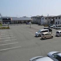 無料!駐車場100台完備