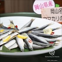 朝食 【Resort】岡山名物