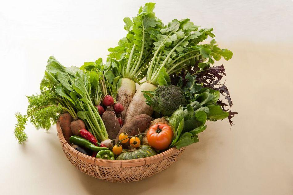 自家菜園野菜
