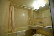 ツインルームのお風呂