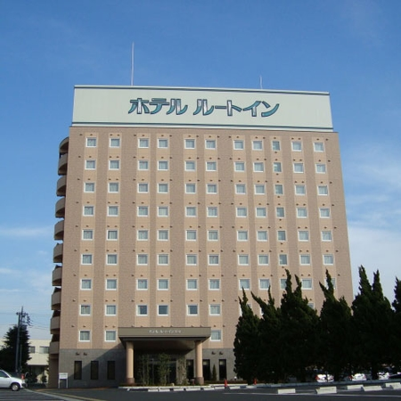 ホテルルートイン太田南−国道407号−