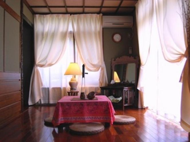 アジアン和室