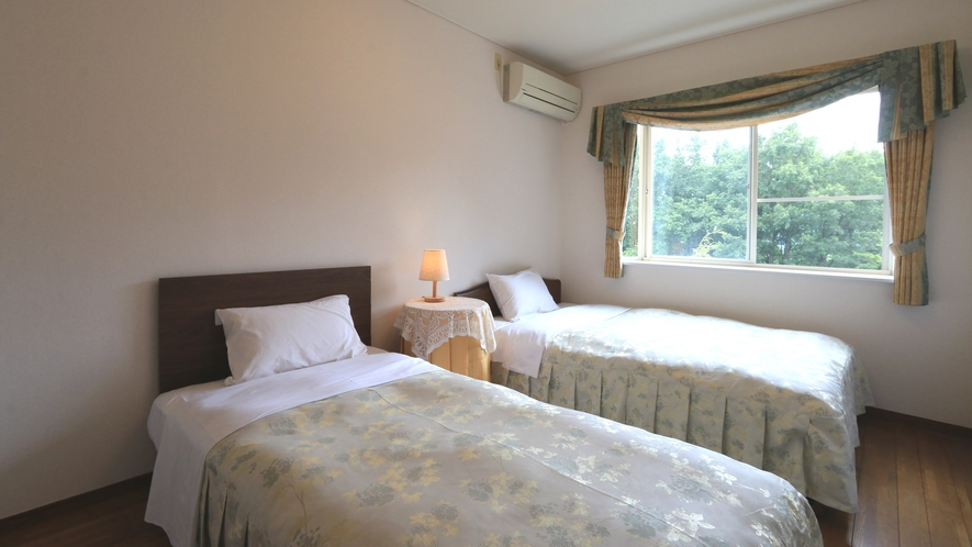 客室 206【ツインルーム】