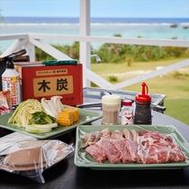BBQセット〜やんばるのお肉ご堪能プラン〜(二人前)