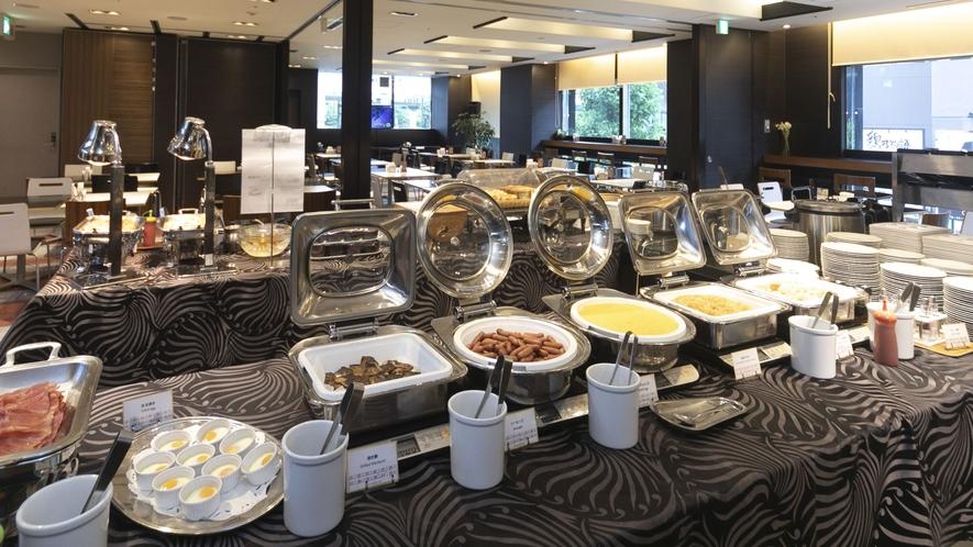 朝食 一例