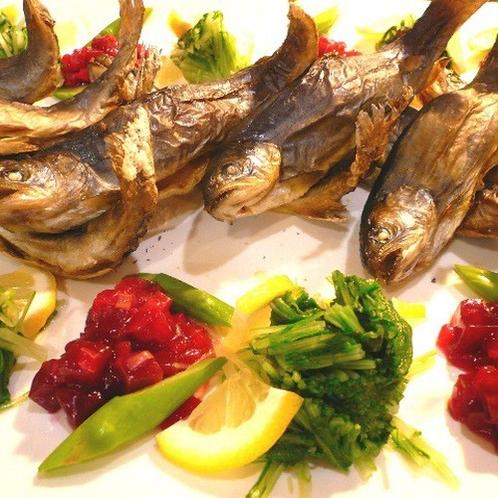 魚料理(ブッフェ)