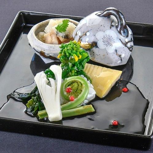 雅コース(-春-前菜)