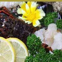 魚喰うならかまや 新鮮な南伊豆産の伊勢海老