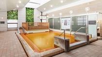 平和島BIGFUN内の天然温泉施設。多彩な温泉に岩盤浴、サウナなどが楽しめます。