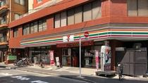 【セブンイレブン 品川南大井3丁目店】当館より徒歩30秒!近くて便利です。