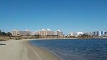 【大森ふるさとの浜辺公園】大森海岸駅から2駅、大森町駅が最寄りです。