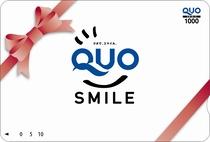 QUO1000円カード
