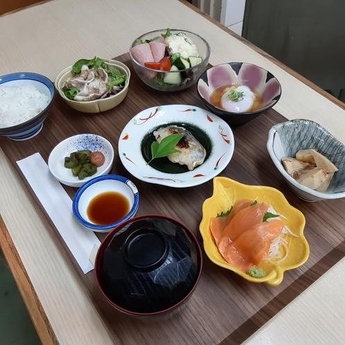 和田山 新朝食