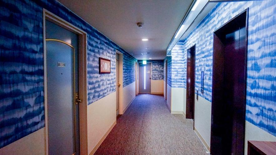 館内イメージ:低階層