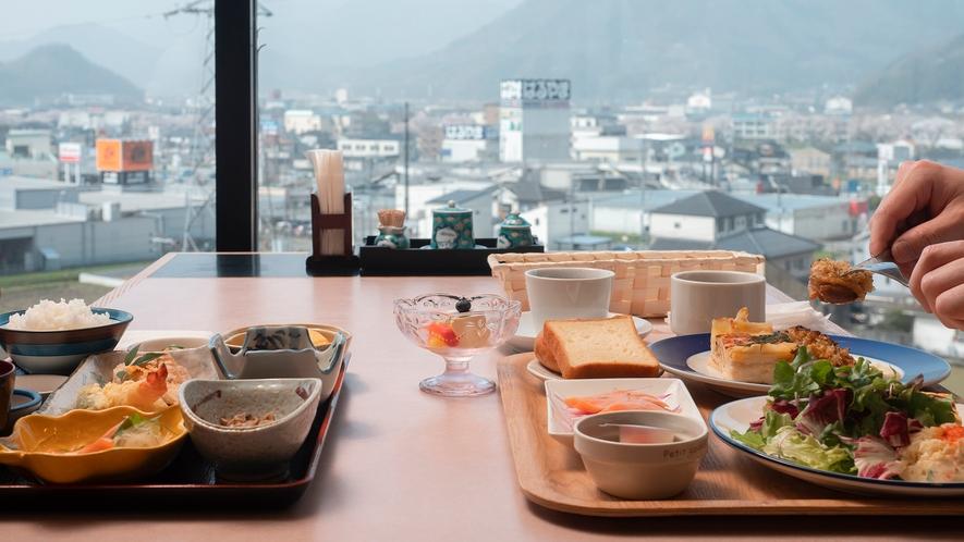 【レストラン】朝食イメージ