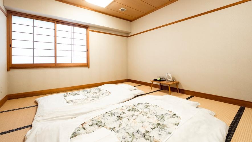 【和室】10畳★お布団1~4名様