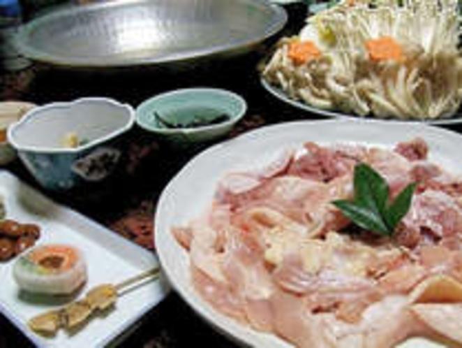 奈良のブランド地鶏「大和肉鶏」の水炊き