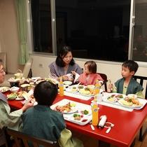 お部屋食または個室食(プラン)