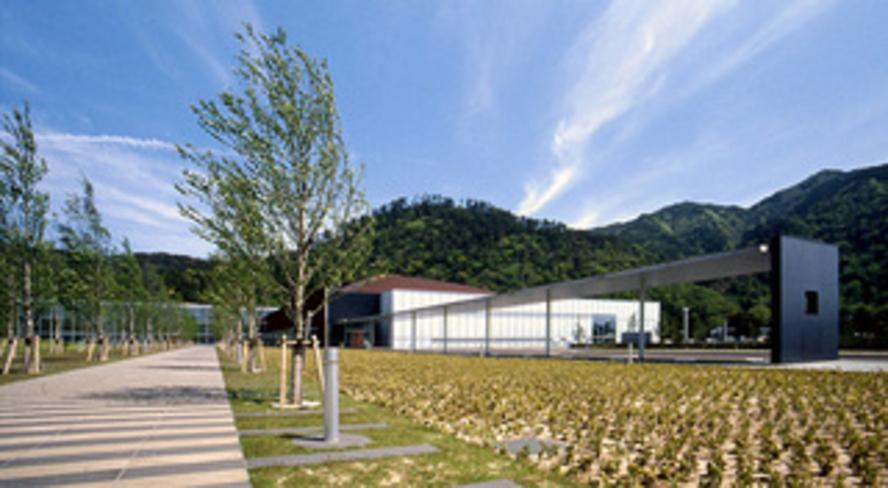 島根県立古代出雲歴史博物館(出雲大社のすぐそば)