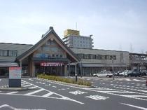 JR出雲市駅(車で約25分)