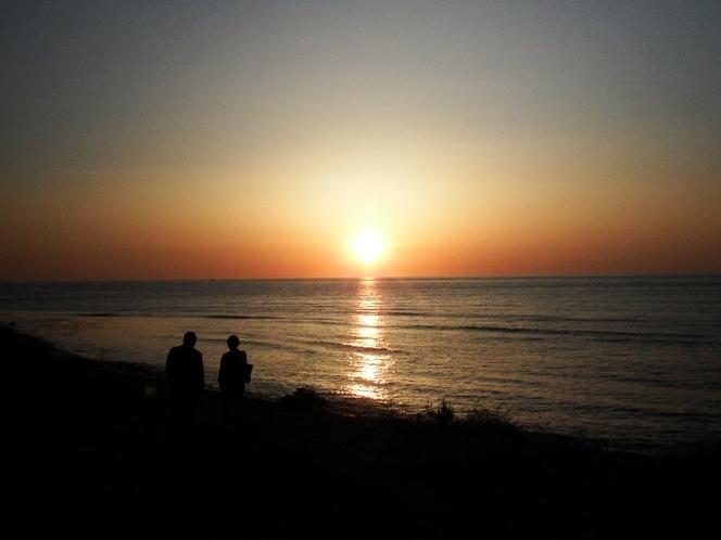出雲の夕日が「日本遺産」に認定されました!