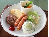 ◇お子様用◇朝食キッズプレート
