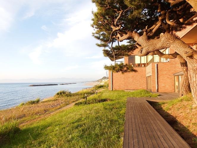 1階海岸から東側風景