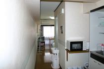 シングルBのお部屋5