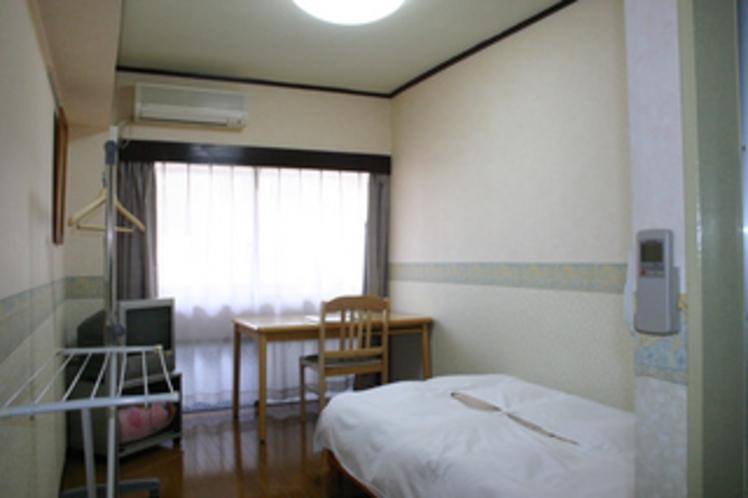 シングルBのお部屋4