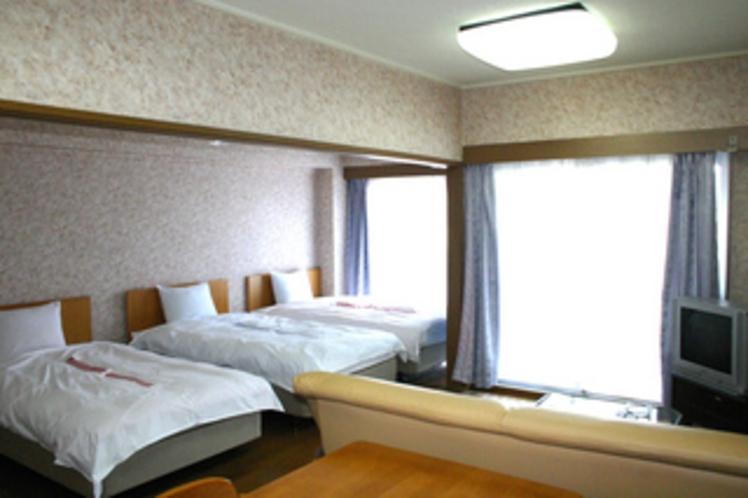 トリプルのお部屋1