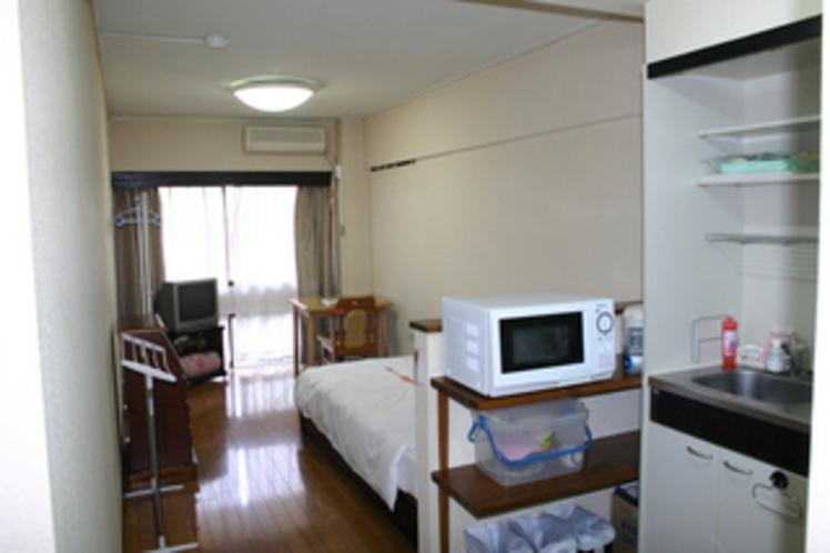 シングルBのお部屋1