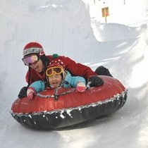 ◆家族みんなで雪あそび♪