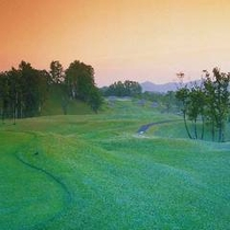 ■HANAZONOゴルフコース
