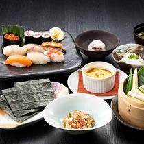 食事処【食彩比羅夫】日本海と太平洋、両方の海から届く新鮮な魚介をご賞味ください※イメージ