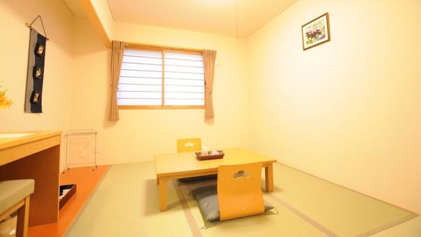 ◆和室6畳【禁煙】(ユニットバス・ウォシュレットトイレ付)
