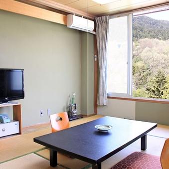 筑波山側和室《10畳》