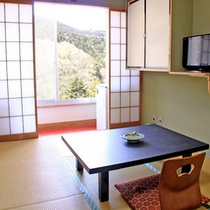 *客室例(筑波山側和室6畳)